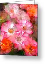 Rose 140 Greeting Card