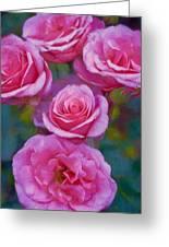 Rose 344 Greeting Card