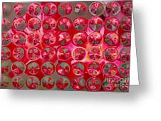 Rose Bubbles Greeting Card