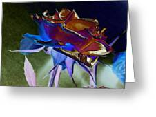 Rose By Design Greeting Card