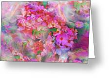 Rose Devas Greeting Card