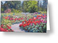 Rose Extravaganza Greeting Card