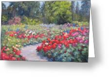 Rose Extravaganza Greeting Card