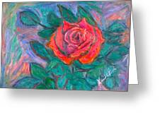 Rose Hope Greeting Card