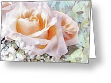 Rose Ivy Greeting Card