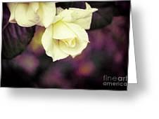 Rose Up Greeting Card