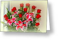 Rose's Greeting Card