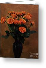 Roses For My Sweetheart Greeting Card