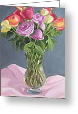 Roses From Life Greeting Card