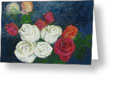 Roses I Greeting Card
