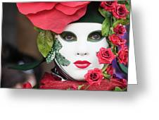 Roses I Greeting Card