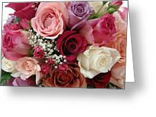 Roses Roses Roses Greeting Card