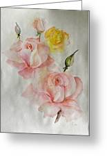 Roses Scent Greeting Card