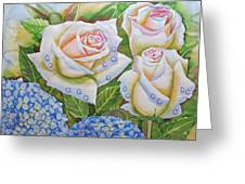 Roses.2007 Greeting Card