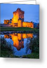 Ross Castle Killarney Ireland Greeting Card