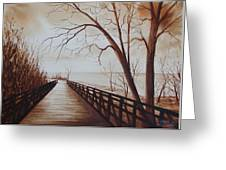Rotary Bridge Greeting Card