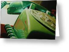 Rotary Greeting Card by Denny Bond