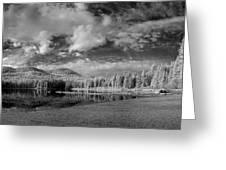 Round Lake State Park 6 Greeting Card