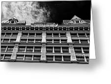 Rouss Building, Soho New York Greeting Card