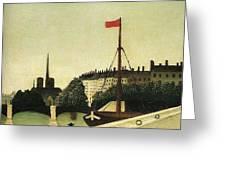 Rousseau 41 Henri Rousseau Greeting Card