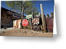 Route 66-56 Greeting Card