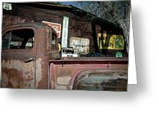 Route 66-60 Greeting Card