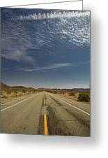 Route 66-76 Greeting Card