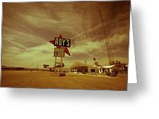 Route 66-82 Greeting Card