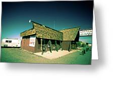 Route 66-86 Greeting Card