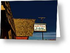 Route 66-88 Greeting Card