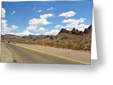 Route 66 - Arizona Greeting Card