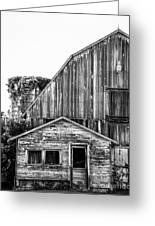 Route 66 Barn 1 Greeting Card