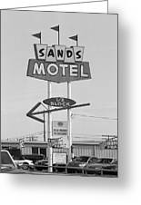 Route 66 - Grants New Mexico Greeting Card