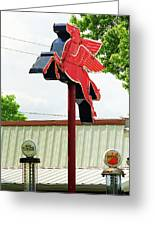 Route 66 - Rolla Missouri Greeting Card