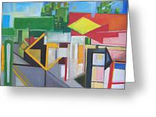 Route Forty Six Ft.lee Leonia Greeting Card