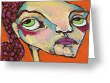Roxie Box Greeting Card