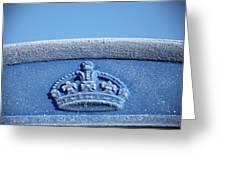 Royal Blood Greeting Card