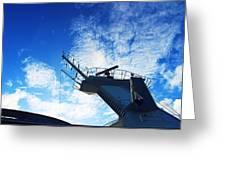 Royal Caribbean Cruise Greeting Card