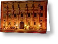Royal Castle Stockholm Greeting Card