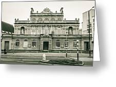 Royal West Of England Academy, Bristol Greeting Card