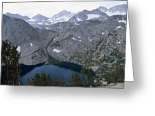 Ruby Lake Greeting Card