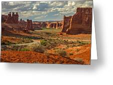 Rugged Journey Greeting Card