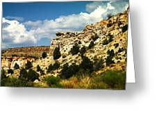 Rugged New Mexico Greeting Card