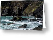 Rugged South Coast Greeting Card
