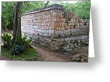 Ruins Chichen Itza 1 Greeting Card