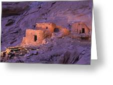 Ruins Of Ancient Pueblo Indian Or Photograph By Ira Block