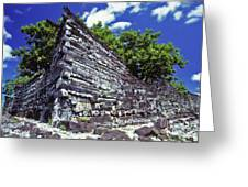 Ruins Of Nan Madol Greeting Card