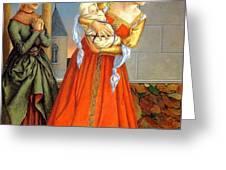 Rumpelstiltskin 021 Paulozelinsky Sqs Paul O Zelinsky Greeting Card