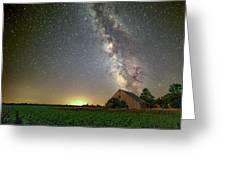 Rural Dreams Greeting Card