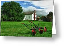 Rural Heritage Greeting Card